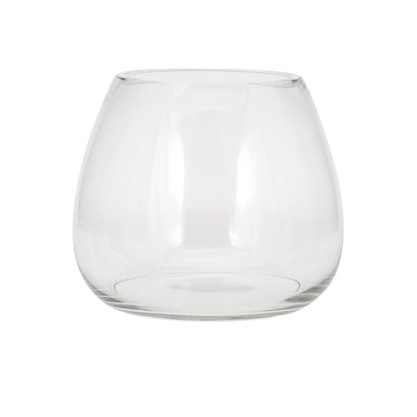 Sabrina Glass Vase - Small