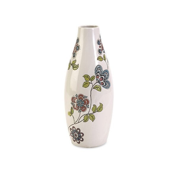 Valona Small Hand Painted Vase