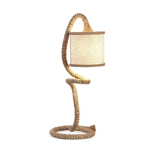 Binnacle Rope Table Lamp