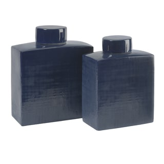 Wilfred Ceramic Canisters (Set of 2)