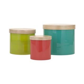 Jamye Bamboo Tubs (Set of 3)