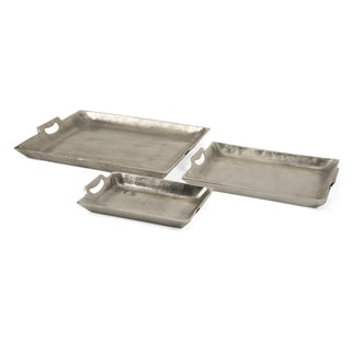 Lindi Aluminum Trays (Set of 3)