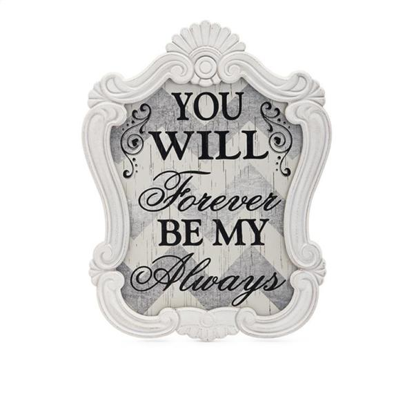 Forever Love Sign