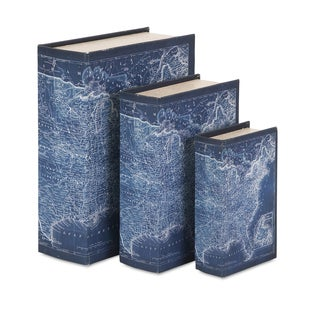 Cooper Book Boxes (Set of 3)