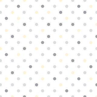Con-Tact Brand Creative Covering Self-Adhesive Shelf and Drawer Liner Dottie Grey