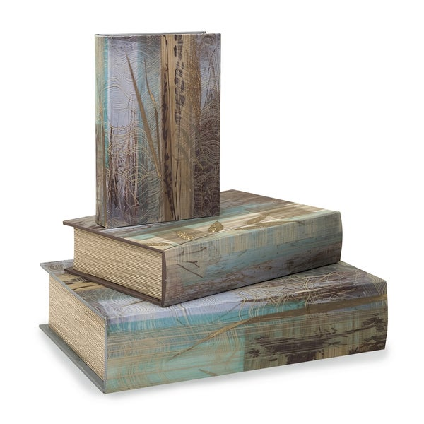 Field Of Dreams Book Boxes (Set of 3)