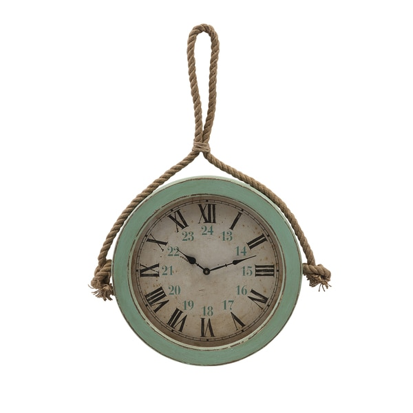 Burton Coastal Wall Clock