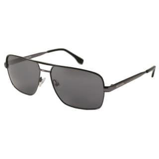 Harley Davidson Men's HDX866 Aviator Sunglasses