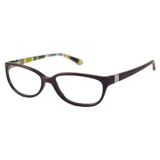 Kate Spade Women's Alvena Rectangular Reading Glasses