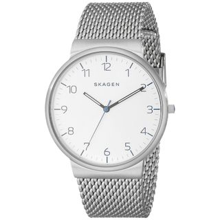 Skagen Men's Ancher SKW6163 Stainless Steel Quartz Watch