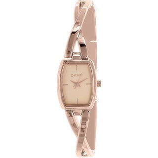 DKNY Women's Crosswalk NY2314 Roccia Stainless Steel Quartz Watch