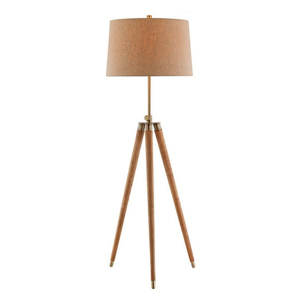 Dreyer Adjustable Height Floor Lamp