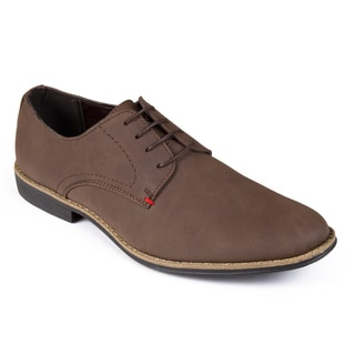 Vance Co. Men's Lace-up Casual Oxford Shoes