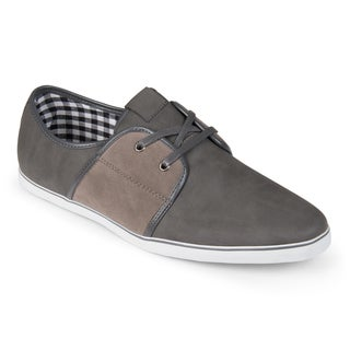 Vance Co. Men's Lace-up Casual Sneakers