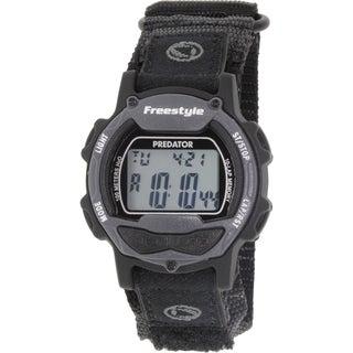Freestyle Men's Predator 7210119 Black Nylon Quartz Watch