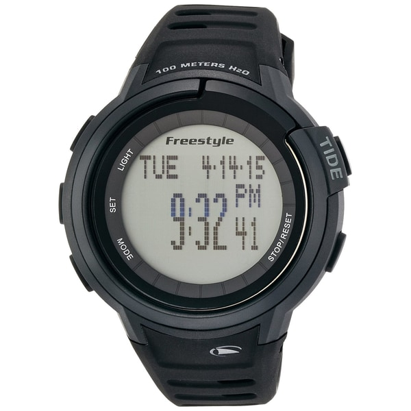 Freestyle Men's Mariner 103001 Digital Silicone Quartz Watch