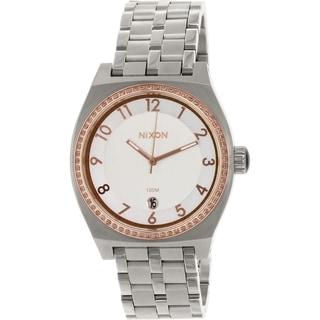 Nixon Women's Monopoly A3251519 Stainless Steel Quartz Watch