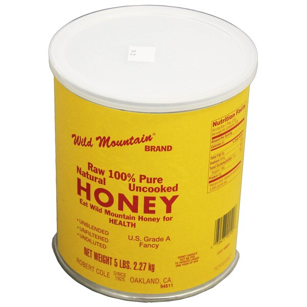 Alpine Aire Foods Pure Honey No. 10 Can