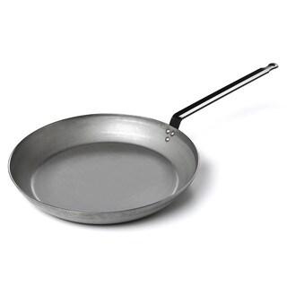 Paderno World Cuisine Heavy Duty Carbon Steel 12-inch Frying Pan