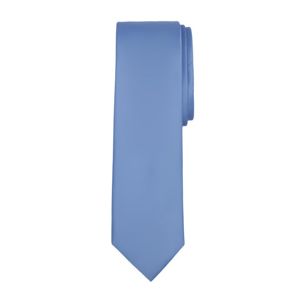 Boys' Jacob Alexander Solid Color Regular Tie