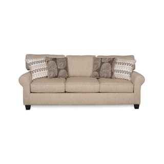 Sofab Erin Cafe Almond 3-seat Sofa