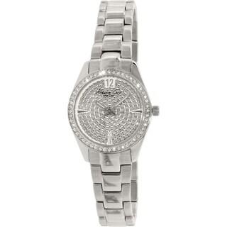 Kenneth Cole WoMen's Stainless Steel Quartz Watch
