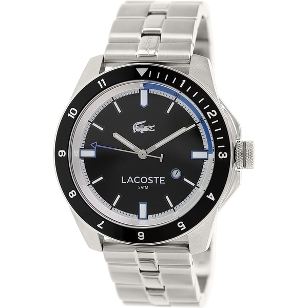 Lacoste Men's Two-Tone Stainless Steel Quartz Watch