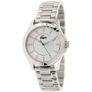 Lacoste WoMen's Stainless Steel Quartz Watch