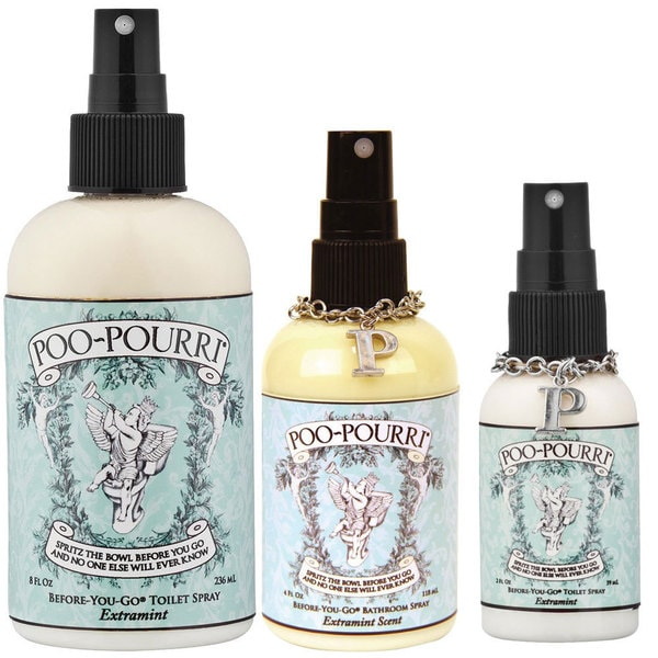 Poo-Pourri Extramint Air Freshener Set