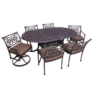 Azusa 7-piece Patio Dining Set
