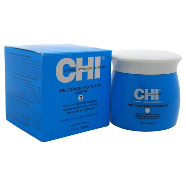 CHI Ionic Color Protector 6-ounce Leave-in Treatment Masque