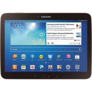 "Samsung 16GB Galaxy Tab 3 10.1"" Wi-Fi Tablet (Gold Brown)"