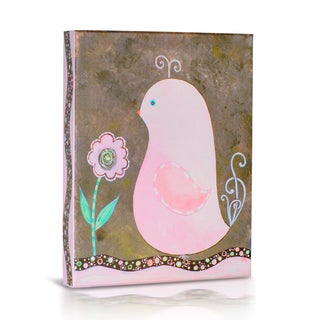 'Bird' Canvas Gallery Wrapped Art