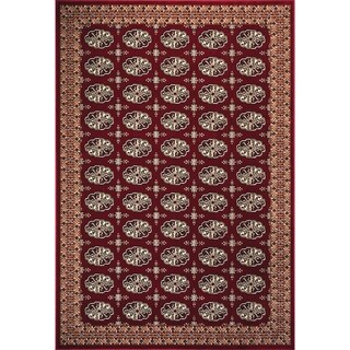 Amalfi Red Area Rug (7'9 x 11')