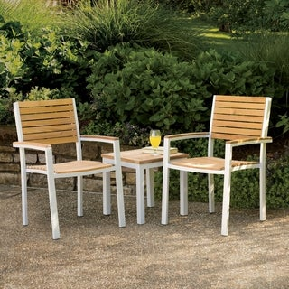 Oxford Garden Travira 3-piece Outdoor Set