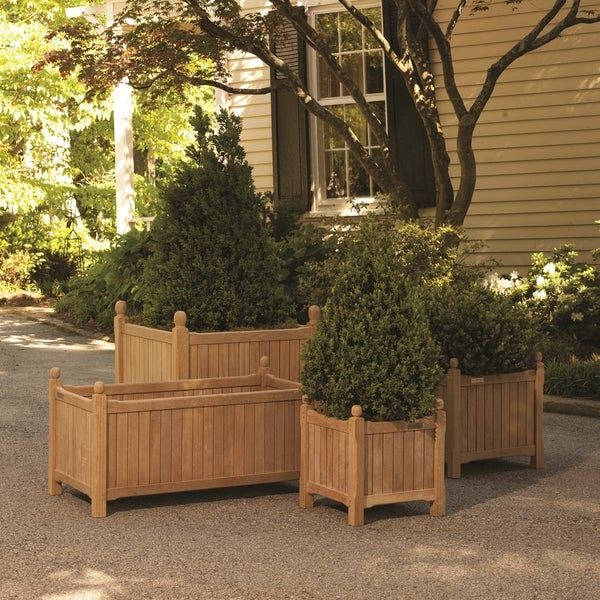 Oxford Garden Planter 4-piece Set
