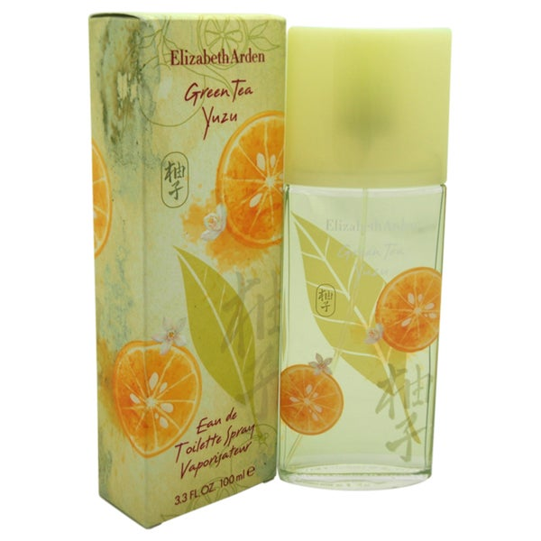 Elizabeth Arden Green Tea Yuzu Women's 3.3-ounce Eau de Toilette Spray