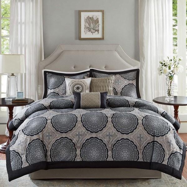 Madison Park Carmen 7 Piece Comforter Set 17296259