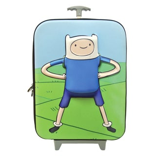Adventure Time Finn the Human 3D 20-inch Carry On Upright Suitcase