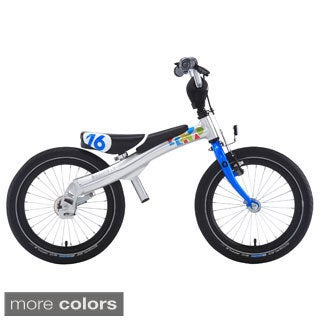 Rennrad 16-inch 2-in-1 Learning Bicycle