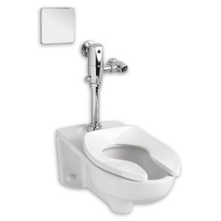 American Standard Afwall Millennium Flowise Elongated Toilet