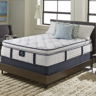 Serta Perfect Sleeper Elite Infuse Super Pillowtop Full-size Mattress Set