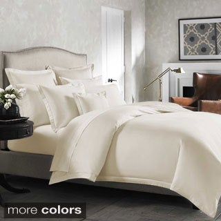 Cotton Tencel Bedding Collection Duvet and Sham Separates