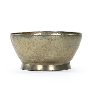 Greek Style Brass Bowl
