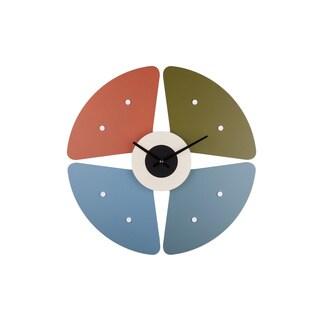 Hans Andersen Home Petal Clock