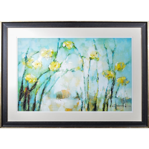 Stewart 'Dancing in the Light' Framed Art Print