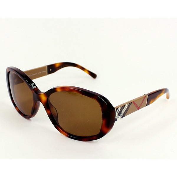 Burberry BE4159 Womens Polarized Sunglasses