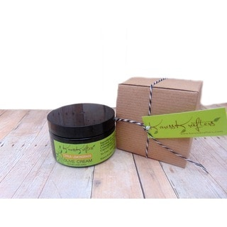 Karess Krafters Citrus Lemongrass Olive Moisturizing Cream for All Skin Types