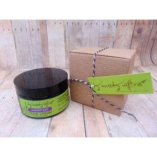 Karess Krafters Lavender Bliss Olive Moisturizing Cream for All Skin Types
