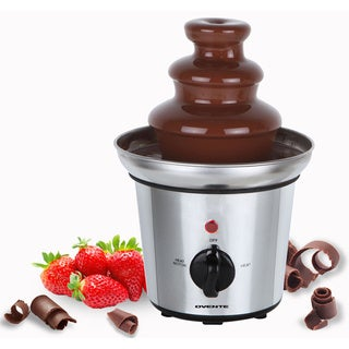 Ovente CF43SS Stainless Steel Chocolate Fondue Fountain